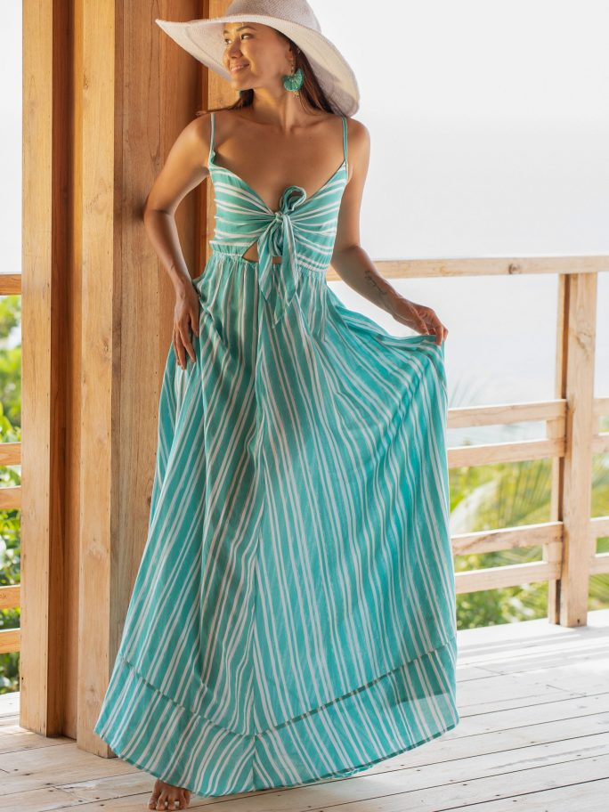 Ines Long Dress
