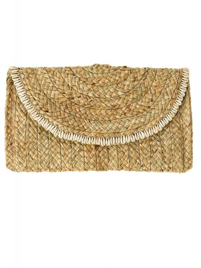 Pouch Shell-Natural
