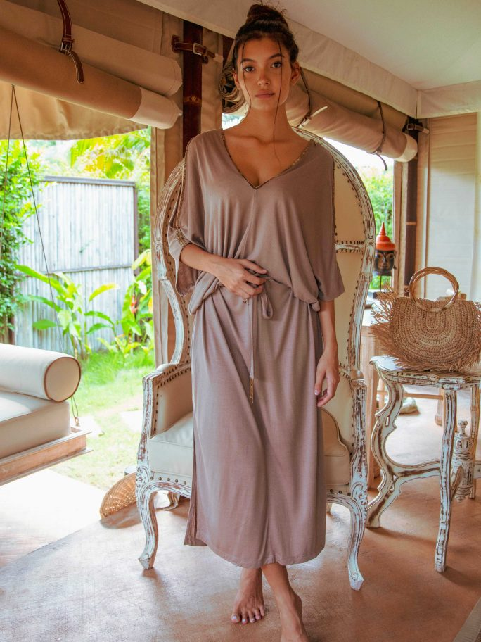 Aladin Long Dress