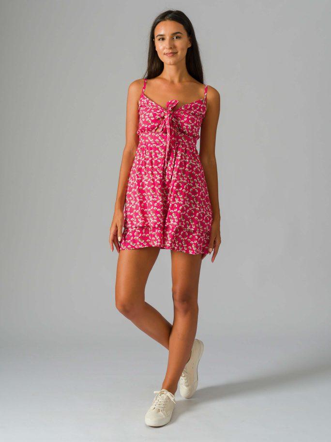 Ines Short Dress